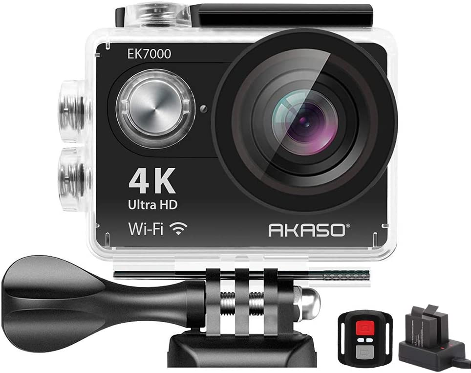AKASO EK7000 4K WiFi Action Camera