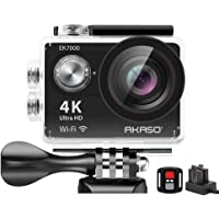 AKASO EK7000 4K WiFi Sports Action Camera Ultra HD Waterproof DV Camcorder 12MP 170…
