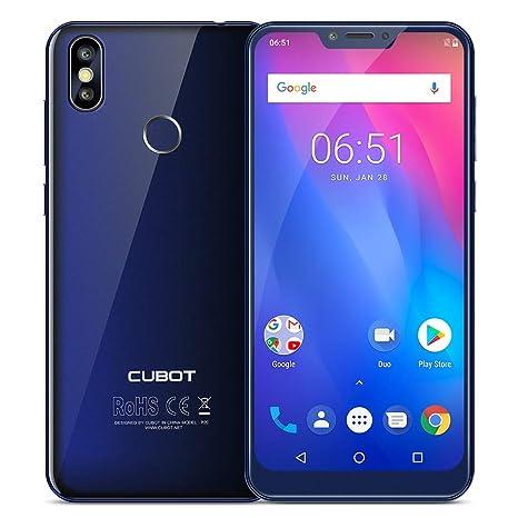telefono cellulare in offerta p20  Cubot P20 Smartphone 4G, 6.18 Pollici Android 8.0 Telefono, MT6750T ...