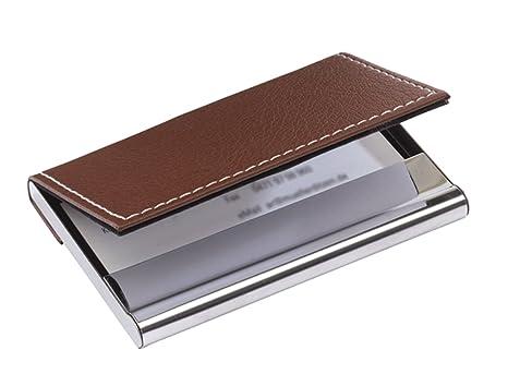 Visitenkartenhalter Box Mit Magnetverschluss