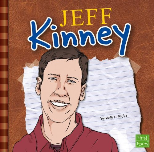 Jeff Kinney (Your Favorite Authors)