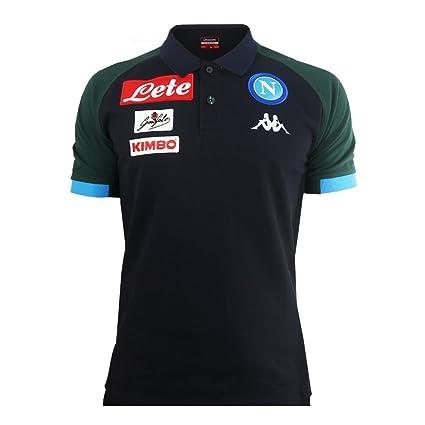 SSC Napoli Polo Rappresentanza 2018 2019 Uomo be6d734b98c0