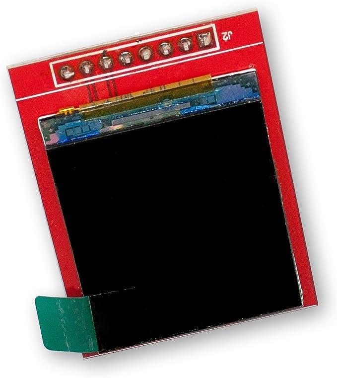 1.7 pollici TFT LCD 128 Display TFT SPI da 1,7 pollici 128x160 pixel 160 SPI modulo schermo a colori modulo porta seriale NUOVO compatibile con Arduino e Raspberry Pi