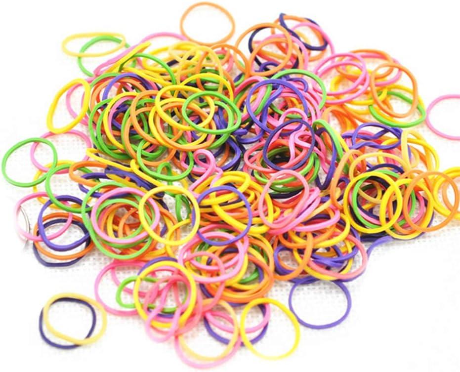 Artero Gomas de Pelo Multicolor el/ásticas 1000 Piezas