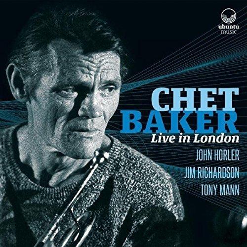 CD : Chet Baker - Live In London (2 Disc)