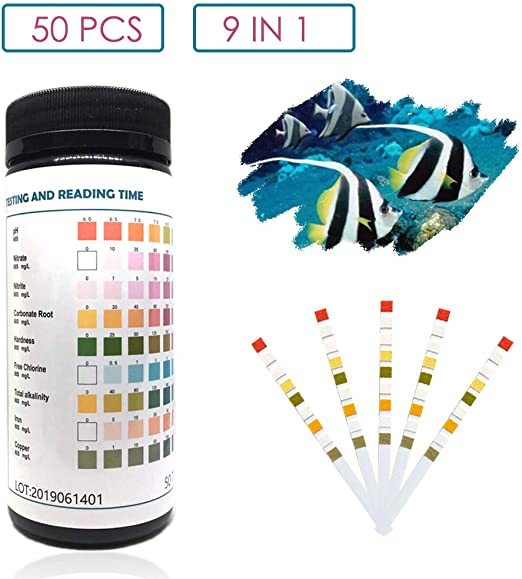 Pond Pool WATER TEST Kits and Accessories