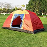 BOSON 8 person Easy SetUp Family Large Tent for Traveling Camping Hiking with Portable Bag