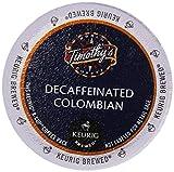kohls coffee makers - Timothy's Colombian Decaf Coffee Keurig K-Cups 18-Pack