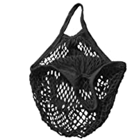 Car8Men Shopping Mesh Bag, String/Reusable/Foldable/Convenient/Lightweight Net Cloth Fruit Storage Handbag Grocery Tote, Great for Outgoing