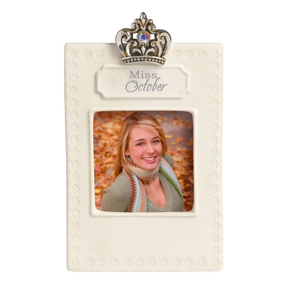 Grasslands Road Everyday Life Photo Frame, Miss October, 2.5 by 2.5-Inch