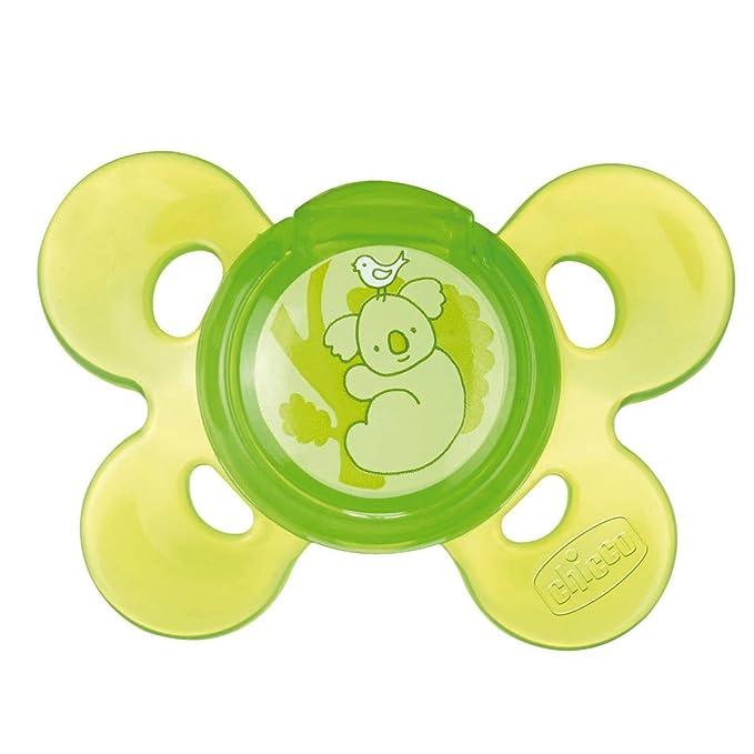9 opinioni per Chicco 72815310000 Physio Comfort Succhietto Neutro, Silicone, 12 Mesi+, Verde