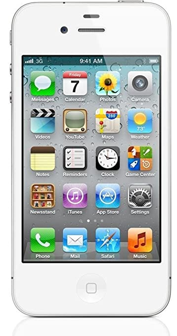 Review Apple iPhone 4S 8 GB Unlocked, White