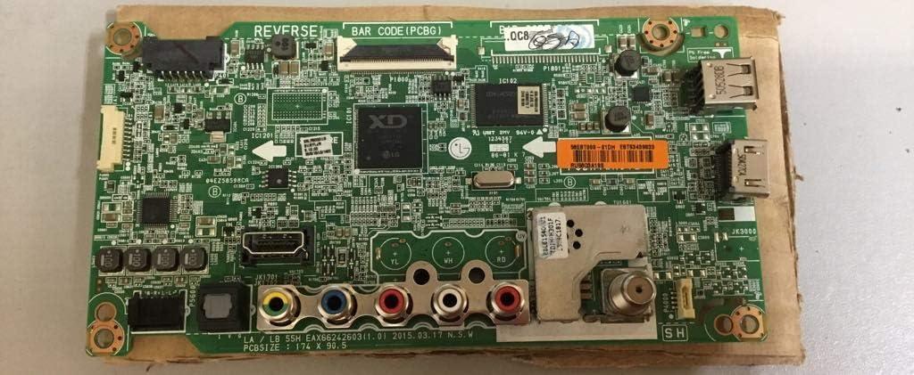 LG 55LF6000-UB.BUSYLJR EBT63439833 - Placa Principal: Amazon.es: Electrónica