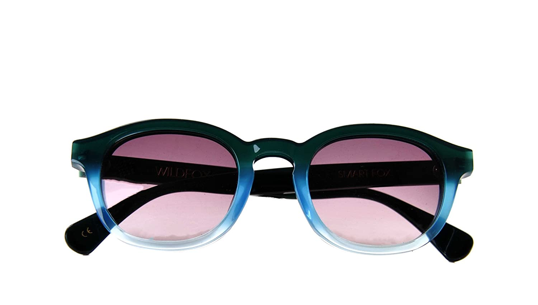 Wild Fox - Gafas de sol - para mujer azul azul Talla única ...