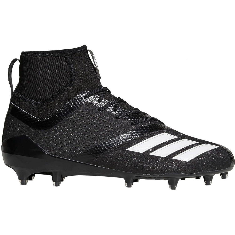 (アディダス) adidas メンズ アメリカンフットボール シューズ靴 adiZERO 5-Star 7.0 SK Mid Football Cleats [並行輸入品] B07CGPLKFD 12.0-Medium