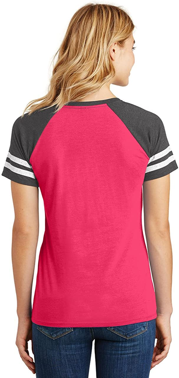 Comical Shirt Ladies Save Earth Only Planet with Chocolate Game V-Neck Tee