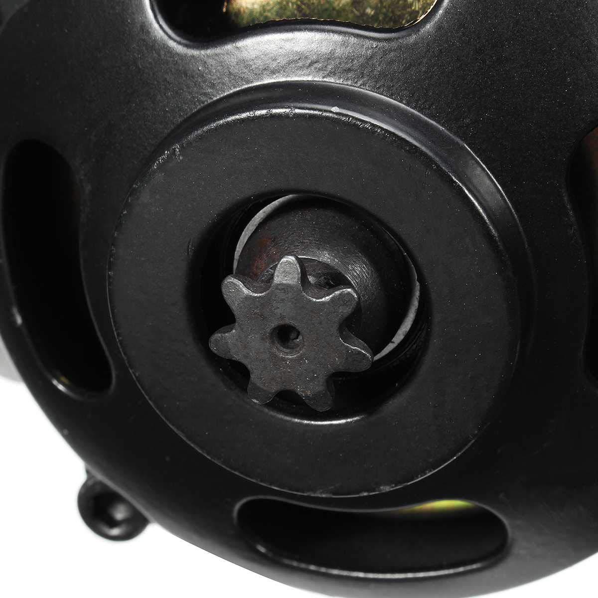 49cc 2-Stroke CDI Hand Pull Start Engine Motor For Pocket Bike Mini Dirt Bike ATV Scooter by Unkows (Image #6)