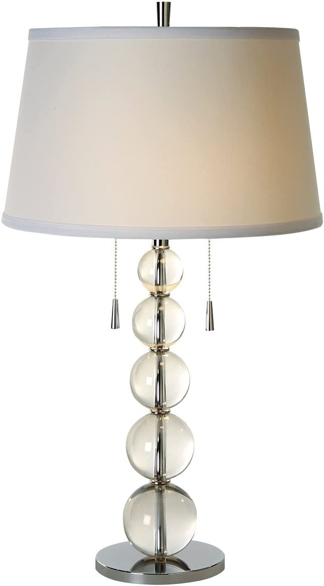 Trend Lighting 2-Light Palla Table Lamp
