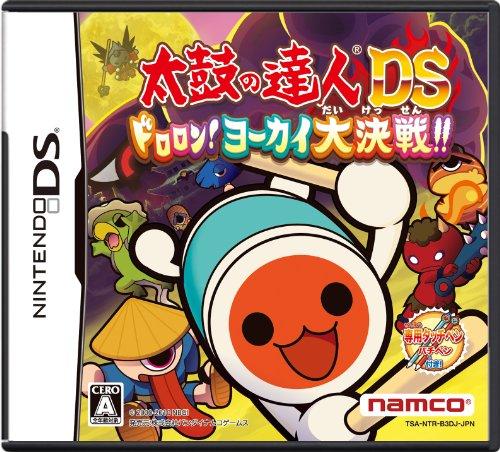 Taiko no Tatsujin DS: Dororon! Youkai Daikessen!! [Japan Import] by Namco Bandai Games