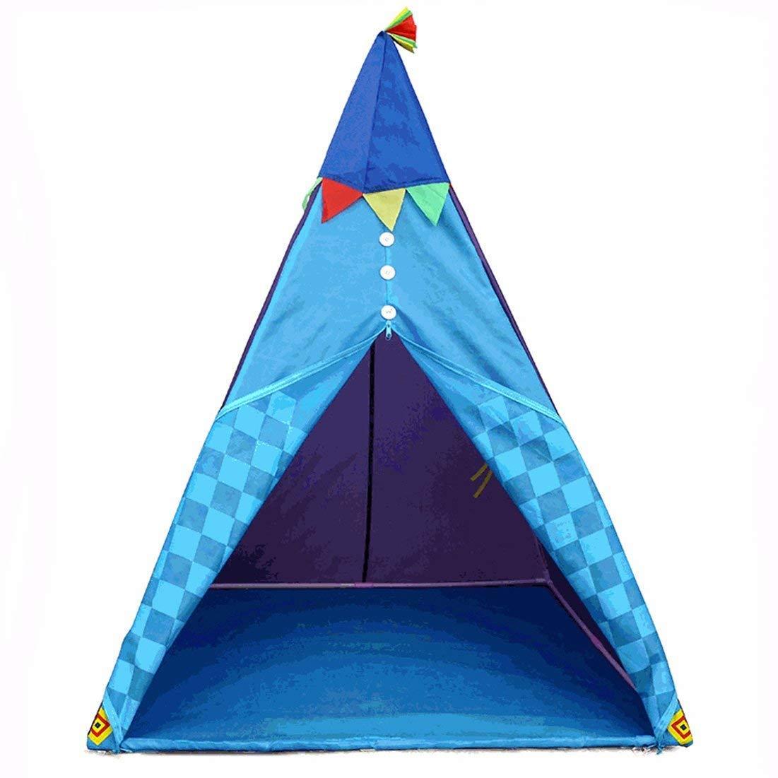 Sunei.f 1 Unidad de Tienda de campaña Ligera Plegable para niños, para Interiores y Exteriores, jardín, Playa, Juguetes, Tienda de campaña