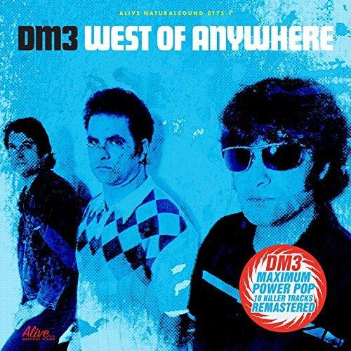CD : DM3 - West Of Anywhere (Digipack Packaging)