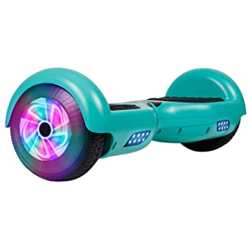 Amazon.com: Felimoda Hoverboard, Self Balancing Hoverboard ...