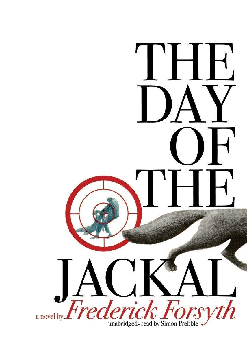 Day Jackal Frederick Forsyth product image
