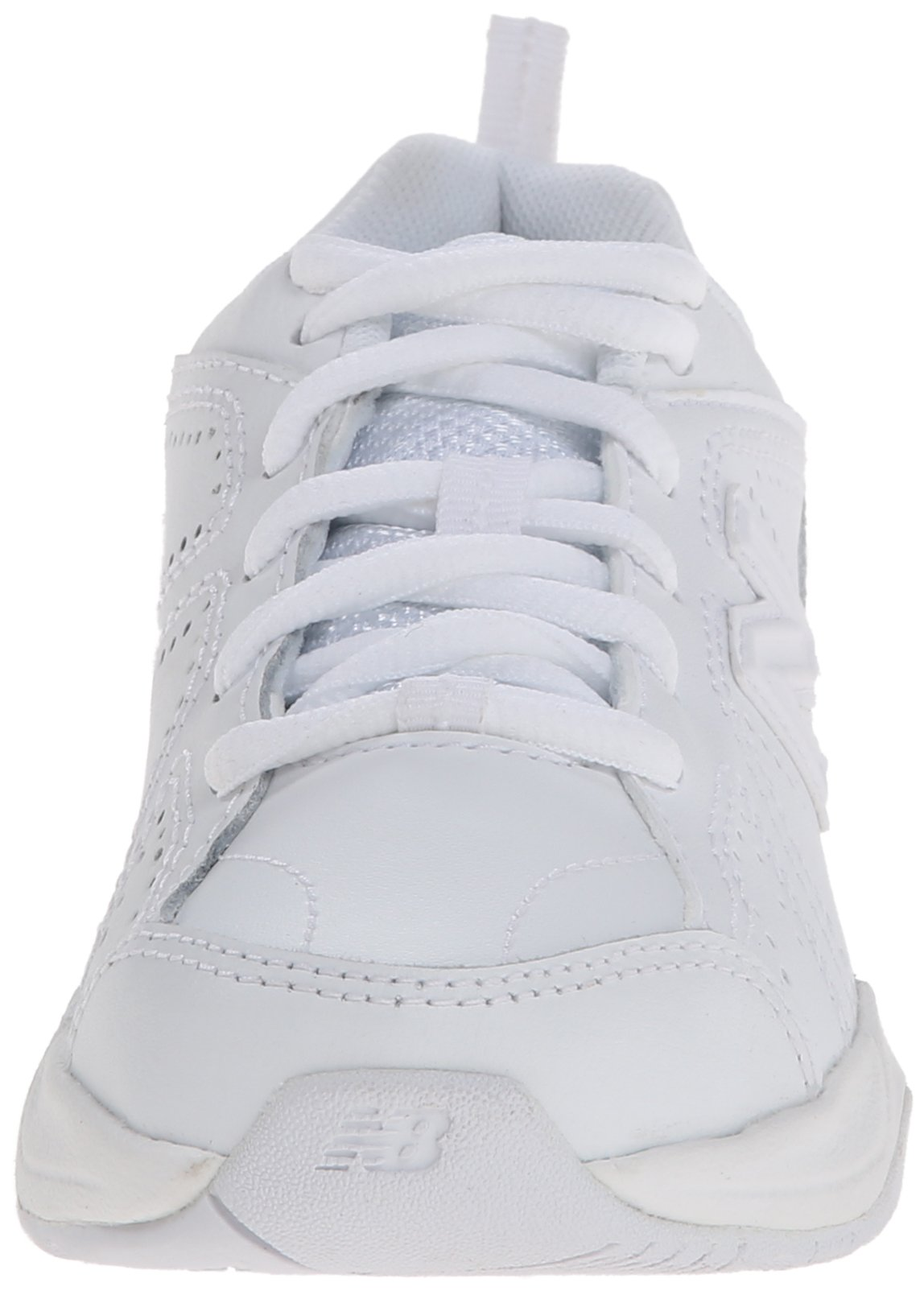 New Balance Boys KX624 Lace-Up Training Shoe ,White,13.5 M US Little Kid by New Balance (Image #4)