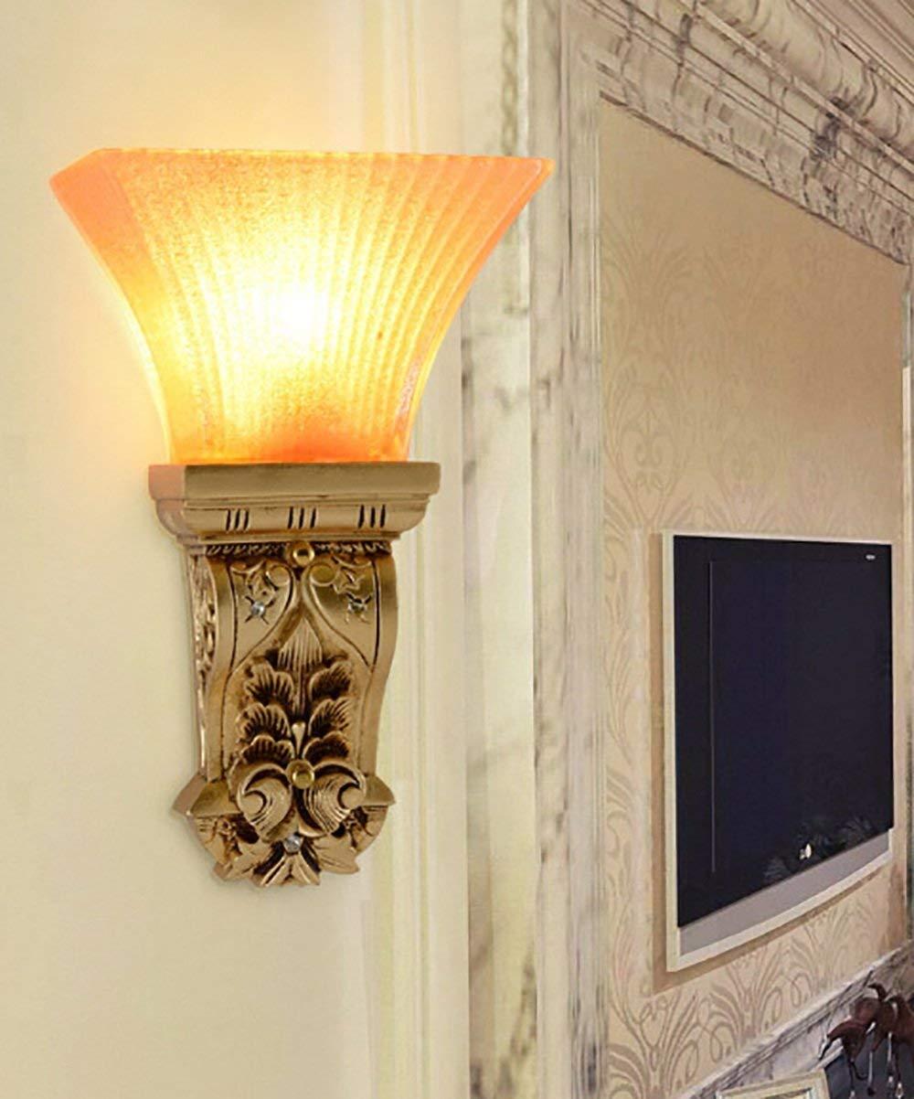 Wandleuchte Licht Eisen Harz Harz Harz kreative Wand Lampe ...
