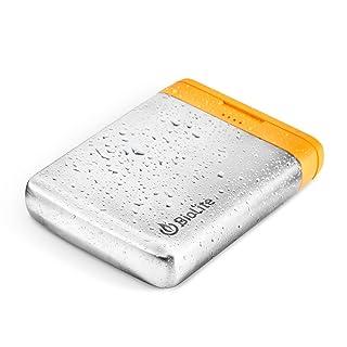 BioLite Charge Series Portable Weatherproof 10400mAh USB Power Bank
