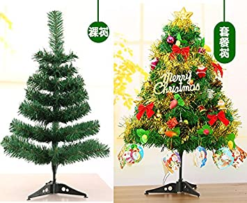 Tianliang04 Weihnachtsbaum 60cm Christmas Tree Christmas Decorations