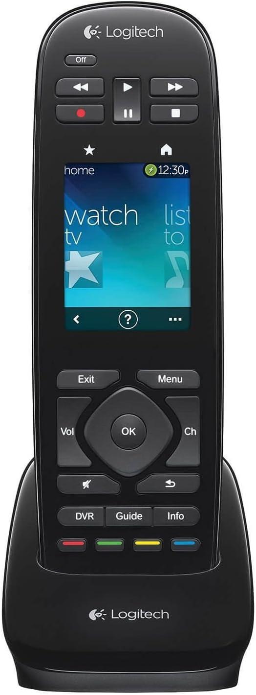 Logitech Harmony Touch Advanced Remote Control