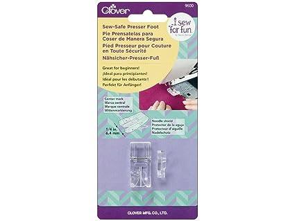 Clover Fun Sew Safe Presser Foot