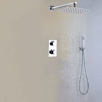 Sprinkle Chrome Finish Contemporary 12 Wall Mounted