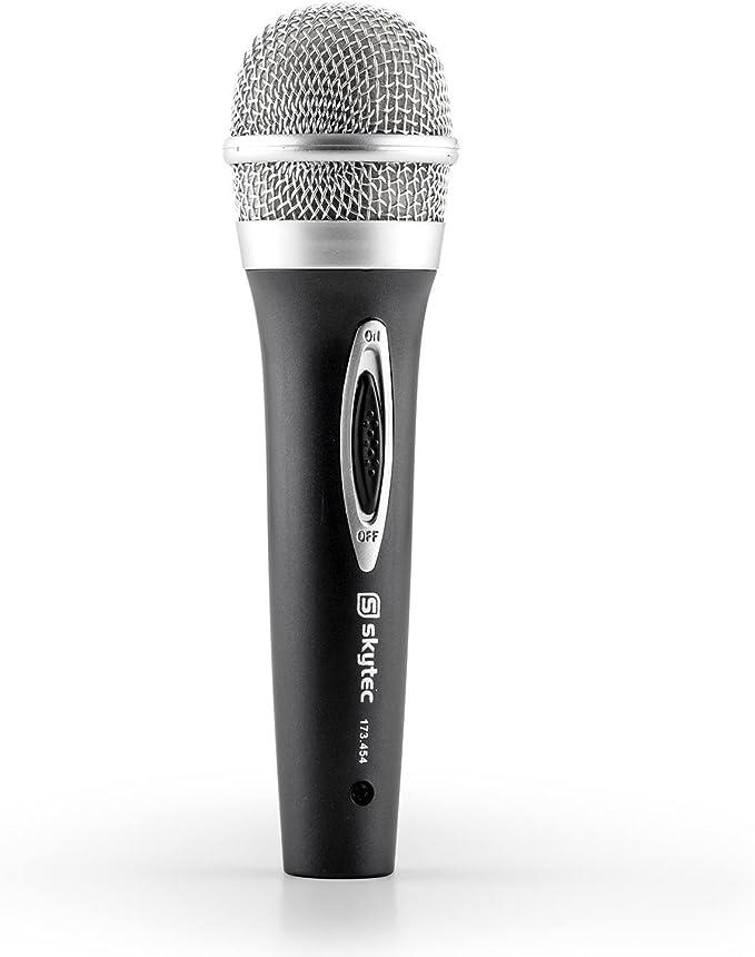 Skytec Mini DJ Set 1 x Mesa de mezclas 3/2-canal 1 x micrófono de ...
