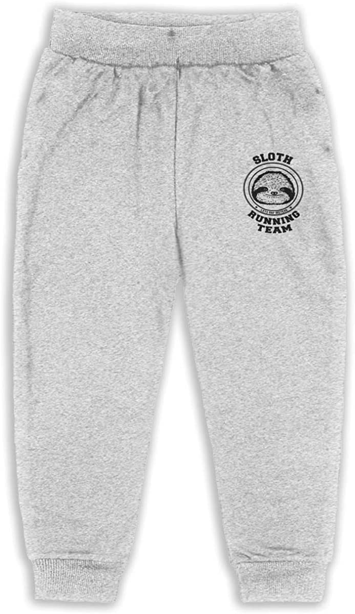 Cute Cat Girls Sweatpants Cute Jogger Pants Active Pants Cotton Pants 2-6T