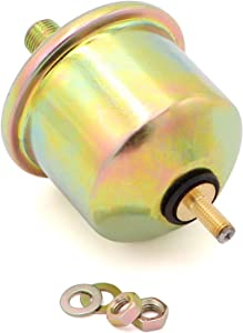 Fuzbaxy Oil Pressure Sender Sensor Replace for 815425T 3857532 18-5899 8M0068784 Compatible with Volvo Penta Mercury