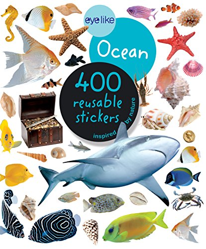 Eyelike Stickers: Ocean (Under The Sea Art Projects For Toddlers)