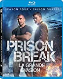 Prison Break Season 4 (Bilingual) [Blu-ray]