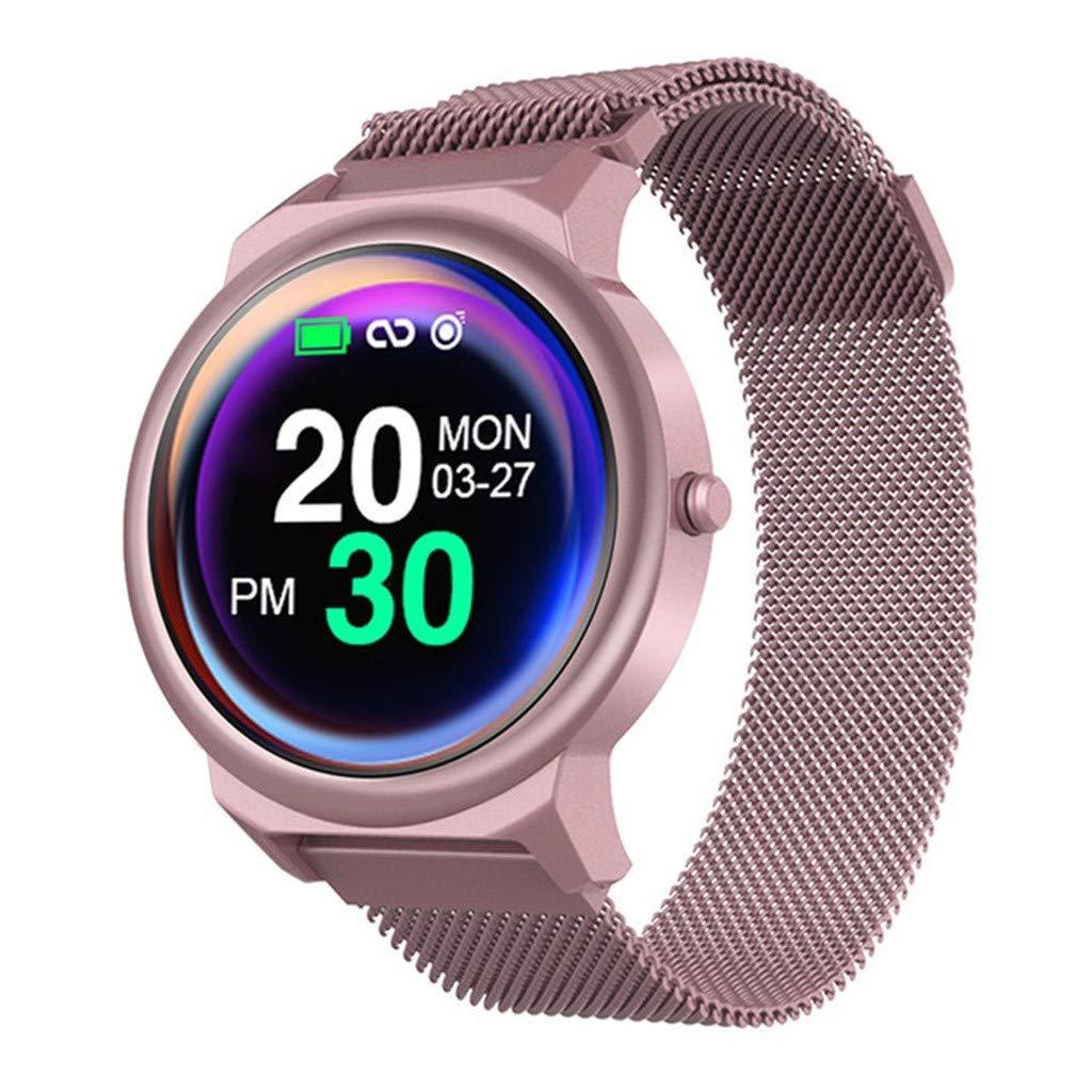 CZYCO Heart Rate Smart Bracelet Fitness Tracker Step Counter Sleep Monitor Band Watch by CZYCO