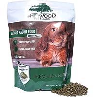 Sherwood Pet Health Adult Rabbit Food Timothy Pellet (10 pounds)
