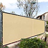 Royal Shade 4' x 189' Beige Fence Privacy Screen