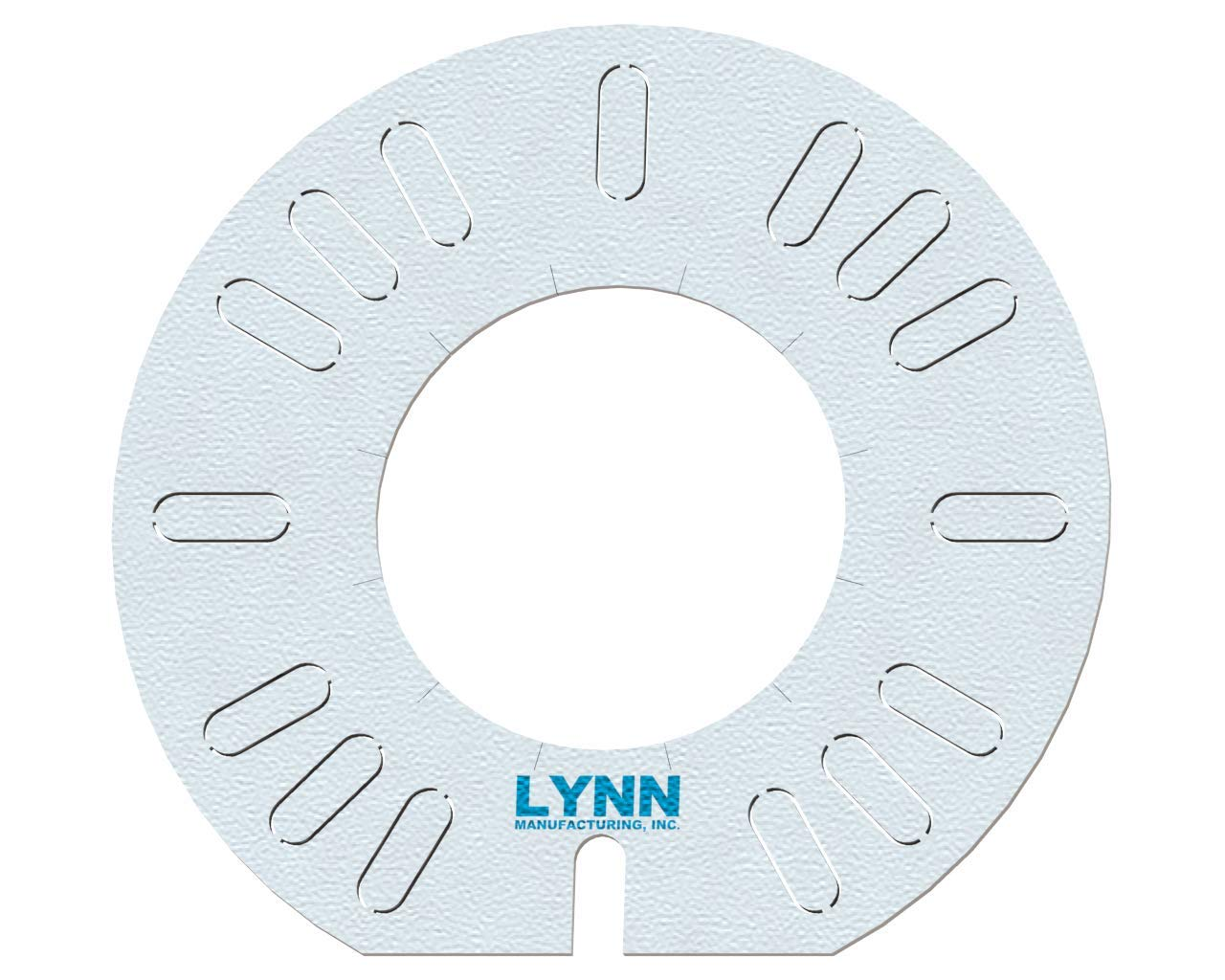Replacement Burner Mounting Gasket, Universal & Beckett 4'' by Lynn Manufacturing
