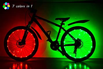 Lumintrail Waterproof Bike Tail Light LED Cycling Safety Bicycle Taillights