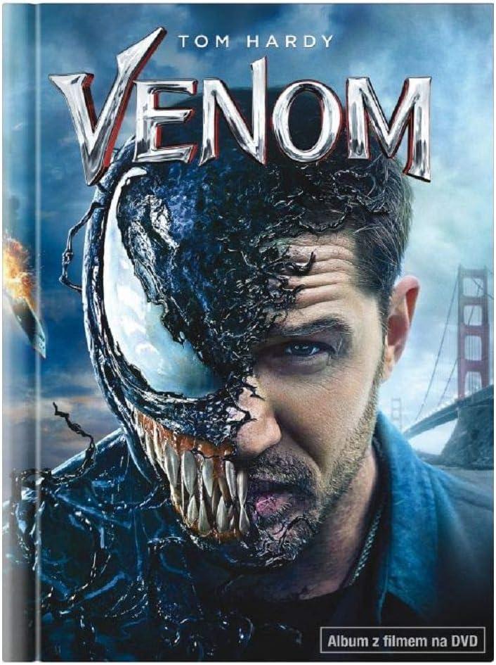 Venom [DVD] (English audio. English subtitles): Amazon.co.uk: Tom ...
