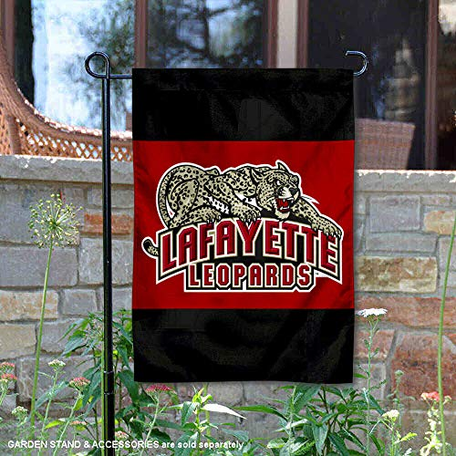 Lafayette Leopards Garden Flag and Yard Banner (Hanging Outdoor Lafayette)