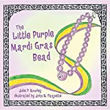 img - for Little Purple Mardi Gras Bead, The book / textbook / text book
