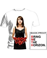 BRING ME THE HORIZON - RED GUTS - OFFICIAL MENS T SHIRT