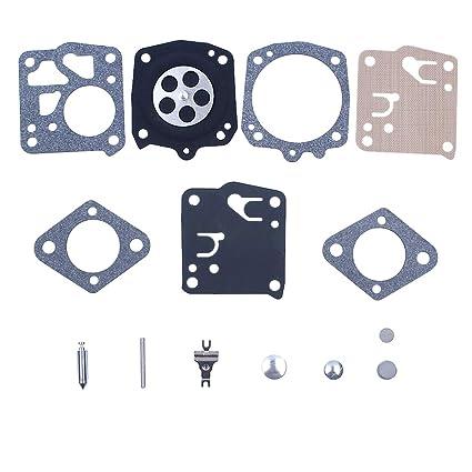 Amazon com: Carburetor CARB Repair KIT for Tillotson