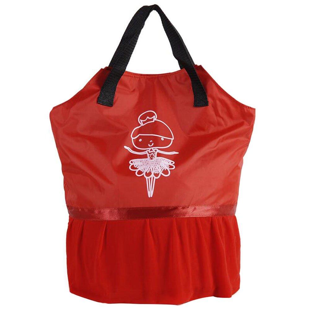 George Jimmy Kids Ballet Dance Bags Travel Backpack School Bags Girls Backpacks Book Bag Red by George Jimmy